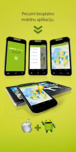Pula+ heritage tour – mobilna aplikacija